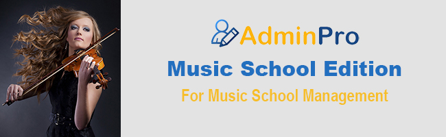 Music School Management Software