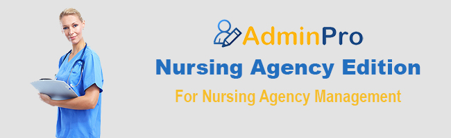 Nursing Agency Management Software